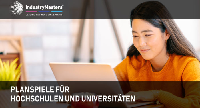 Planspiele für Hochschulen und Universitäten